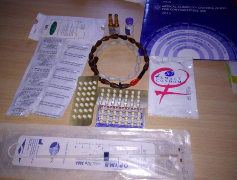 Contraception-methods