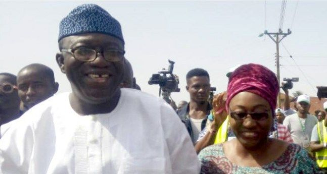 Fayemi-and-wife-Wisi