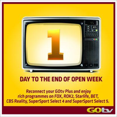 GOtv-Open-Day