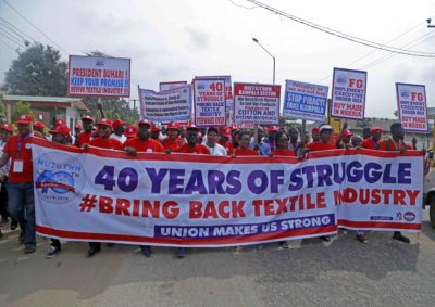 Textile Labour 1