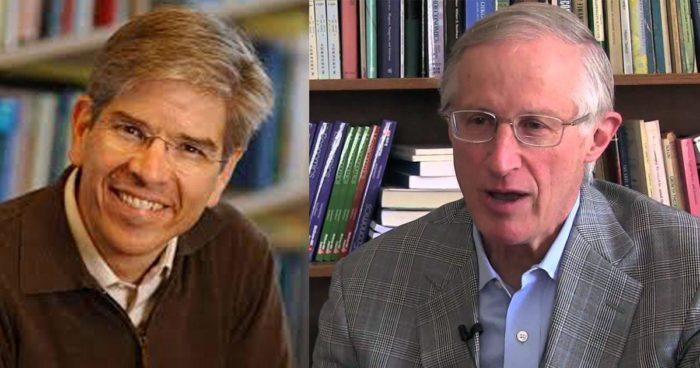 William Nordhaus and Paul Romer