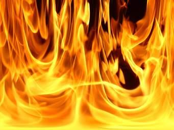mortuary fire
