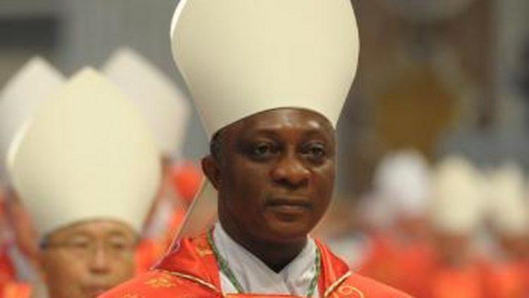 Most Revd Adewale Martins