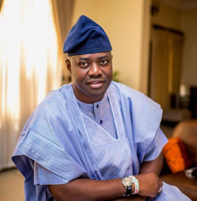 Seyi Makinde, Governor-elect,  Oyo State.