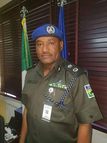 Rivers commissioner of Police