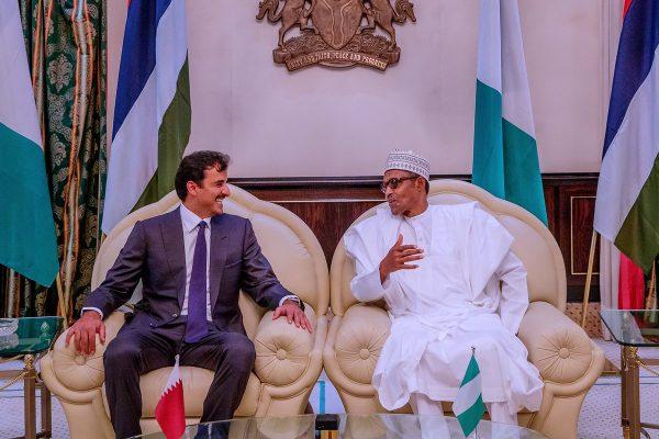 buhari with emir