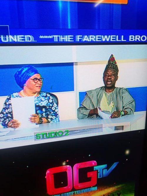 Amosun at OGTV