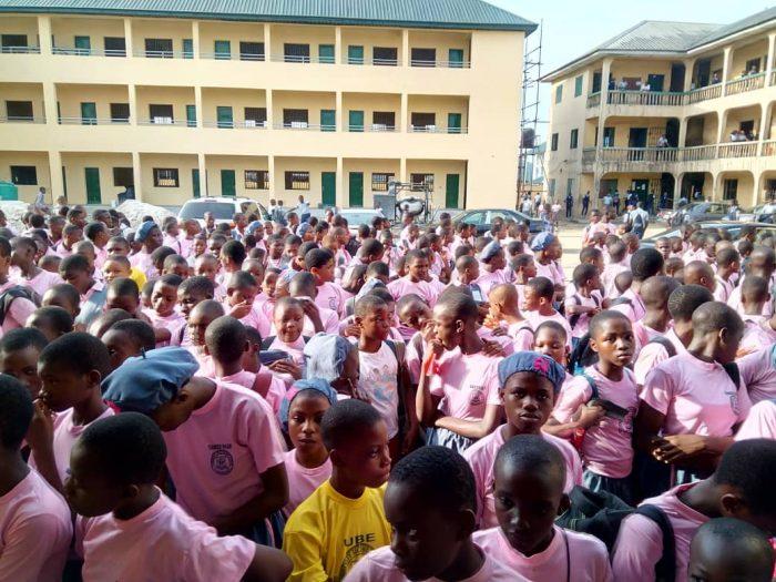 Community Secondary School(CSS) Oroworukwo.