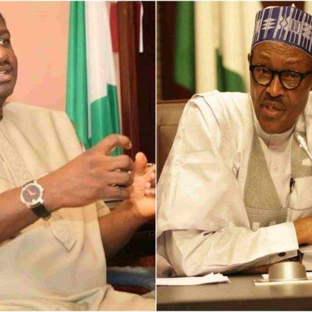 femi Adesina and Buhari