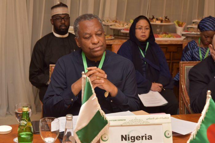 Geoffrey Onyeama still working as Nigeria's minister despite Buhari's deadline of 28 May