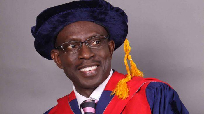 Prof. Olanrewaju Fagbohun, Vice-Chancellor, Lagos State University (LASU)