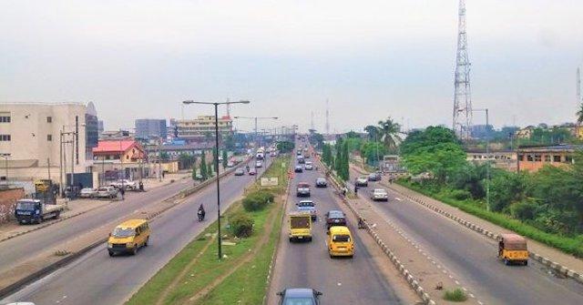 Trucks off Lagos-Apapa roads