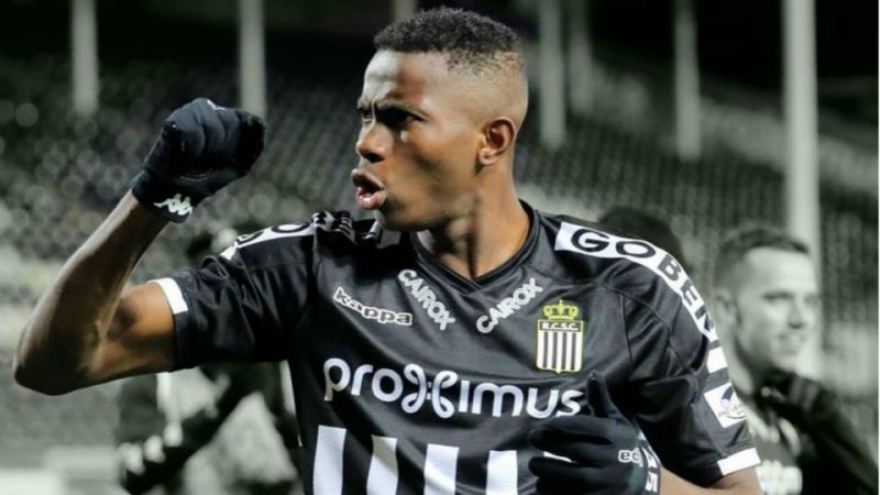 Victor Osimhen retained on permanent transfer by Belgian club Sporting Charleroi