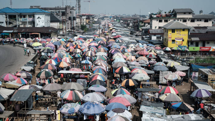 market in Nigeria Nigeria already benefits from adomestic market of more than 190m people