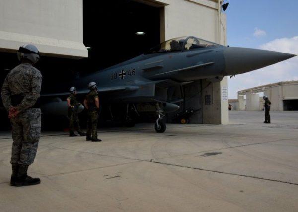 Typhoon EF2000T jets That crashed