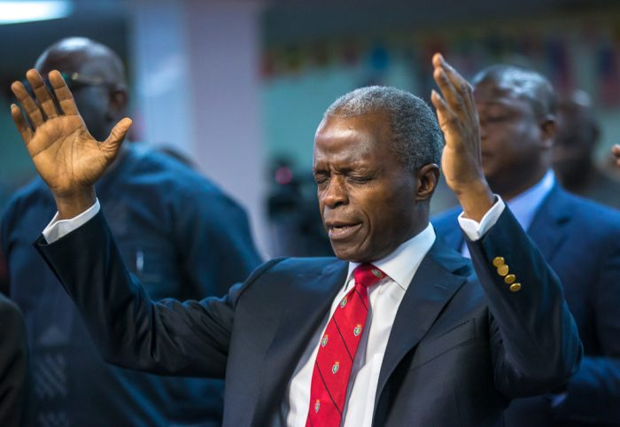 6. VP interacts with the Nigerian community in New York by Novo Isioro