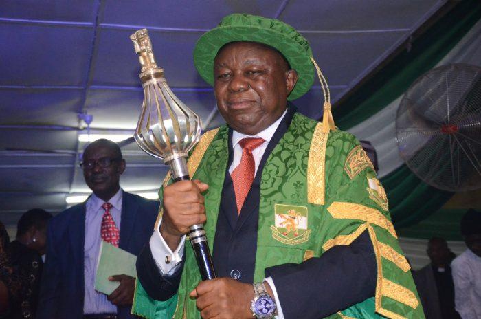 Professor Charles Arizechukwu Igwe