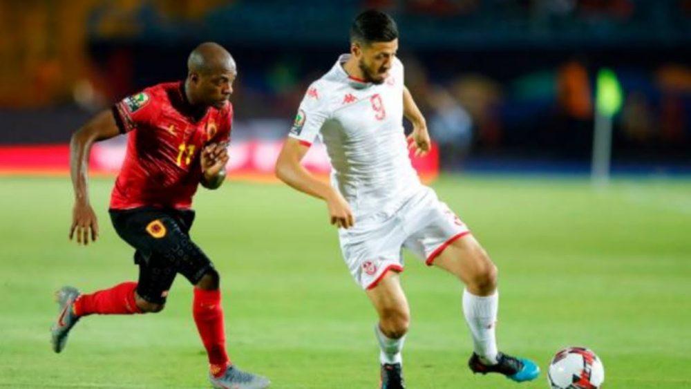 Angola vs Tunisia
