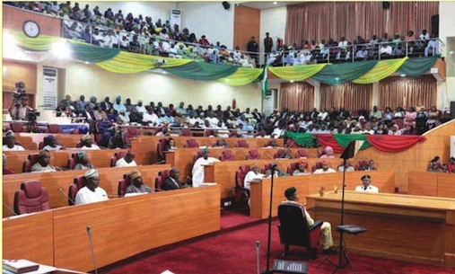 Bauchi House of Assembly 1
