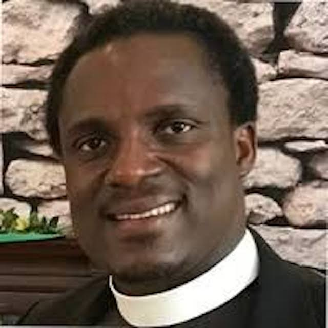 Bishop elect Dr Augustine Unuigbe