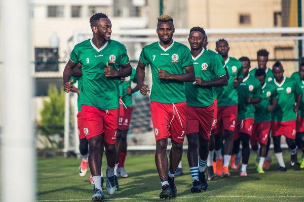 Burundi hoping to upset Super Eagles in Group B