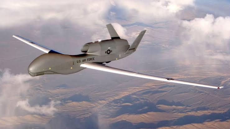 Global Hawk surveillance drone