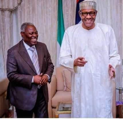 Kumuyi and Buhari
