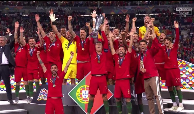 Portugal Champions of Europe once again