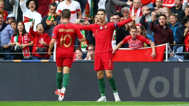 Ronaldo leads in Europe as all-time goal scorer