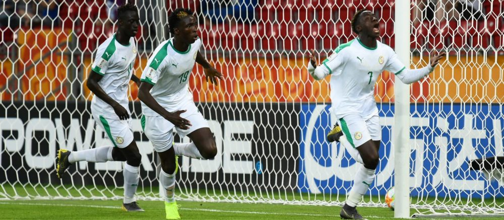 Senegal's Young Lions send Flying Eagles home