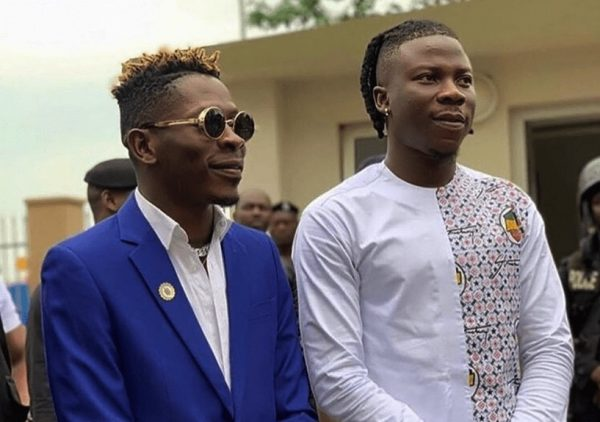 Shatta Wale and Stonebwoy: No more war