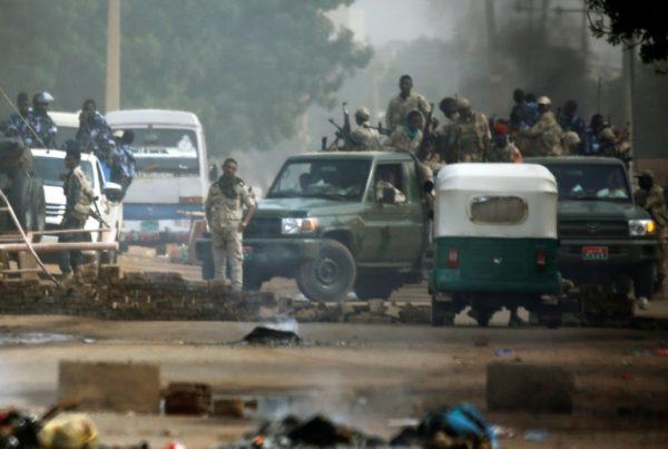 Sudan: heavy deployment of security men in Khartoum to break protesters