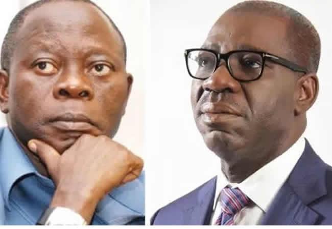 oshiomhole and obaseki