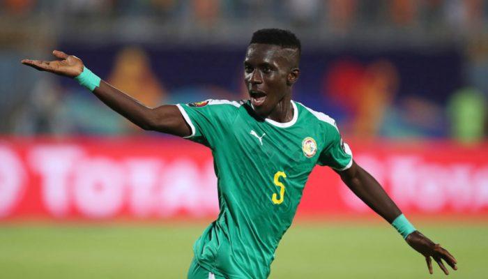 Idrissa Gueye of Senegal