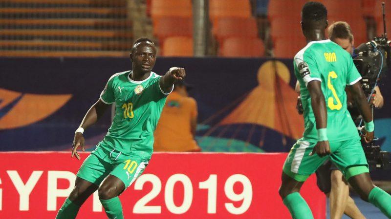 Sadio Mane for Senegal