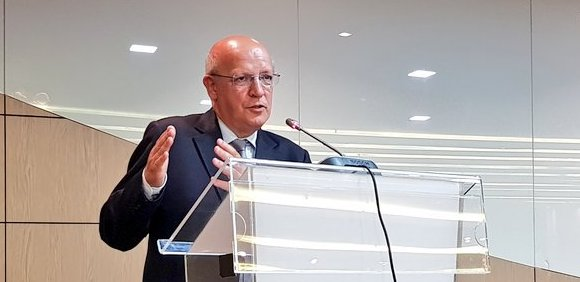 Augusto Santos Silva Portugal's Foreign Minister