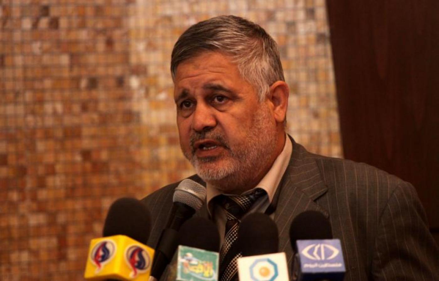 Hamas leader Ahmed Yousef