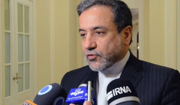 Iranian Deputy Foreign Minister Seyed Abbas Araqchi