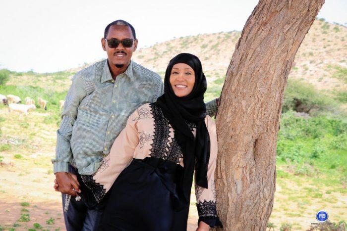 Jama Fariid and Hodan Naleyah: couple killed by senseless Al Shabaab gunmen