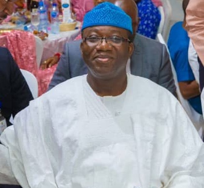 Kayode Fayemi, Chairman Nigeria Governors Forum