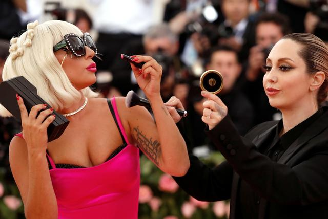 Lady Gaga to launch a beauty product line on Amazon