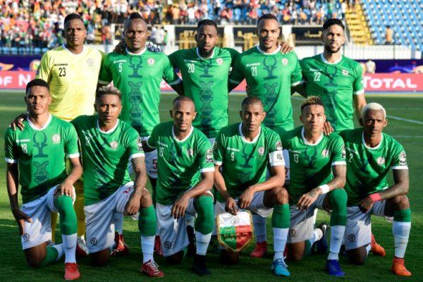 Madagascar team