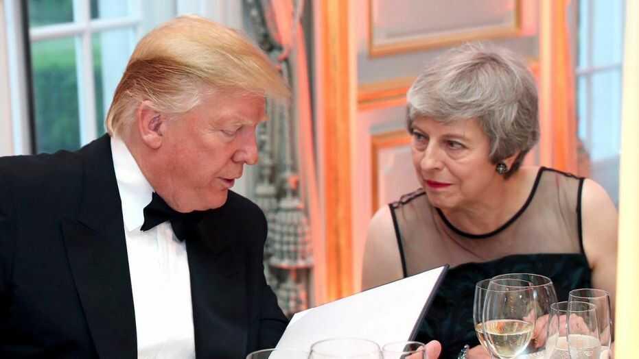 Trump-and-Theresa-May