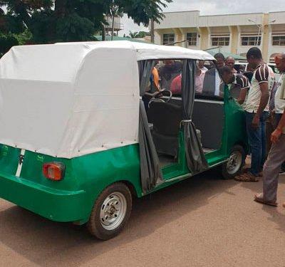 UNN Electric car