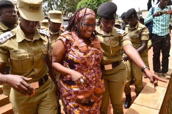Uganda Academic Arrested