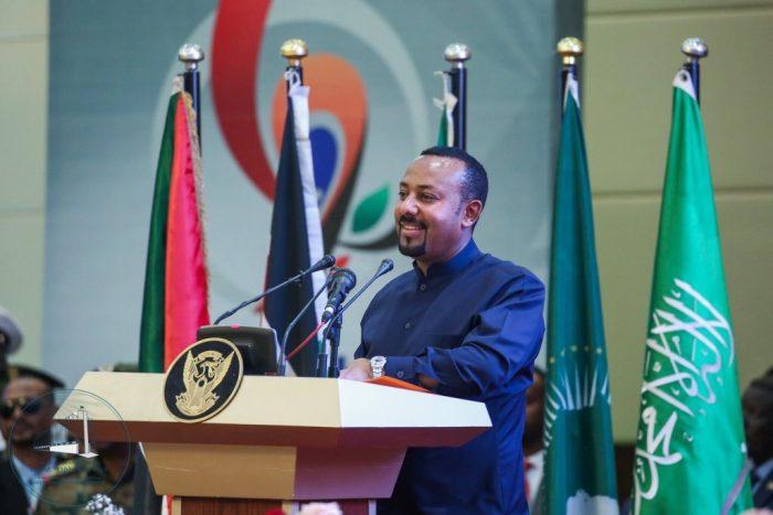PM Abiy Ahmed