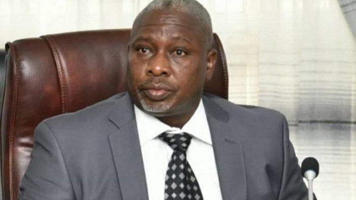 Deputy governor Simon Achuba