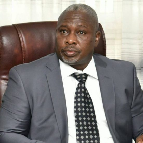 Governor Simon Achuba