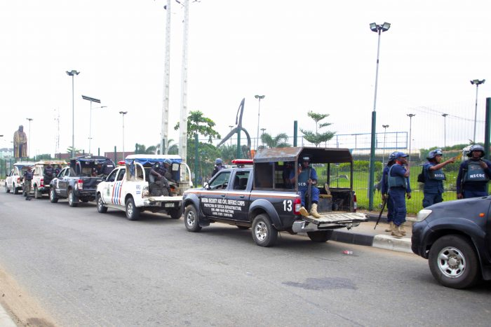 Security operatives take over Jos as Plateau holds LG polls