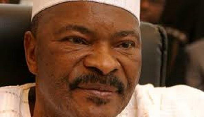Ex-governor Ibrahim Idris